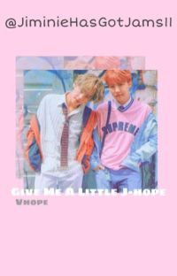 Give Me A Little (J) Hope (Vhope little space story~) (𝐄𝐃𝐈𝐓𝐈𝐍𝐆) cover