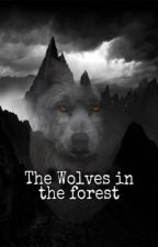 The Wolves in the forest by Yooneclispe