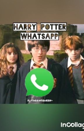 Harry Potter Texting/WhatsApp by slytherinsqueen-