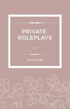 "𝐒𝐞𝐞𝐬𝐚𝐰 ""private roleplays"" by -Twoja_stara-"