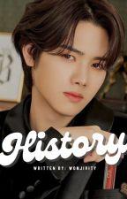 HISTORY. minimo by wonjivity