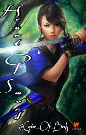 Kousaten: Heart Of Sword by Caster_Of_Books