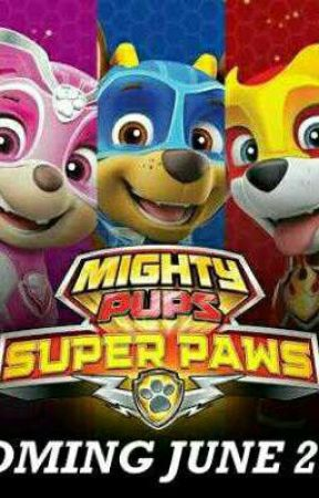 Mighty pups vs The fearsome 8 by MightyChasePatrol2