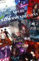 NOVEL RECOMMENDATIONS  by Elise_Rae