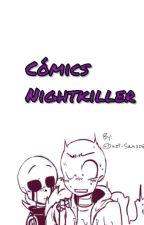 Cómics Nightkiller || Killermare by Dust-Sans06