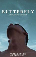 BUTTERFLY  by alekssassy