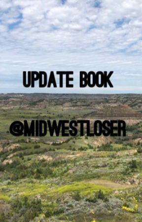 Author Updates/ Talk Book by midwestloser
