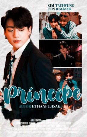 Principe - TH + JK by EthanFujisaki