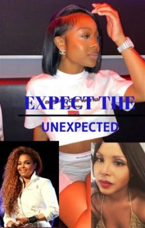 Expect the Unexpected  by imanijxx