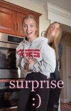 surprise :) by boldboonannagrace