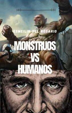 MONSTRUOS VS HUMANOS by altagracia_15d