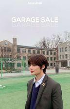 garage sale | hyunin by haseulzen