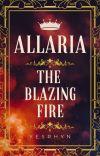 Allaria: The Blazing Fire cover