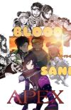 blood and sand: Apex   cover