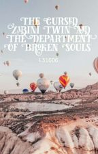 The Cursed Zabini Twin And The Department of Broken Souls by L31606