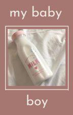 My Baby Boy   Doil by taeilverse