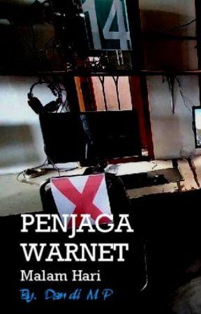 Penjaga Warnet Malam Hari by Dandi_MP