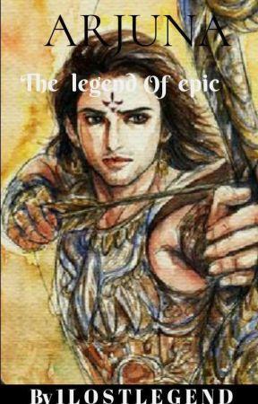 Arjuna (The legend of epic ) by 1lostlegend