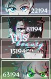 Iris beauty    the promised Neverland x reader    beauty AU cover
