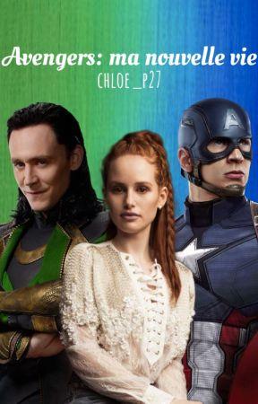 Avengers: ma nouvelle vie by chloe_p27