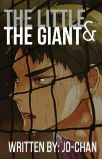 The Little and the Giant (Ushijima Wakatoshi x Reader) cover