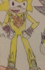 Sonic character bio: Spark by LunaCrendell