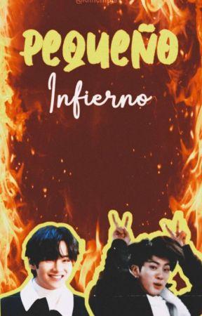 Pequeño Infierno - Jintae/Taejin by kimchipls