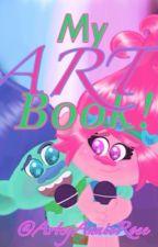 My Art Book! by ArtsyAnnieRose