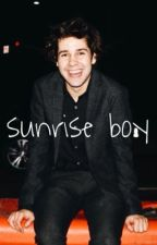 sunrise boy - david dobrik by emmathedummy