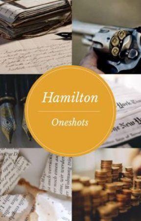 Hamilton x Reader One shots by SatisfiedSister