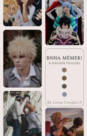 BNHA mémek - a második felvonás by Lissa_Cooper