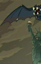 Top ten godzilla the series monsters  by Hunterprime1414