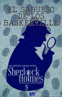 El sabueso de los Baskerville cover