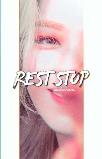 ꒰ REST STOP ꒱ - WOOSAN ˎˊ˗