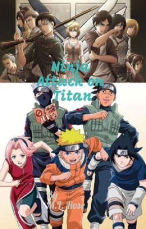 Ninja Attack on Titan by BinanFanclubMember