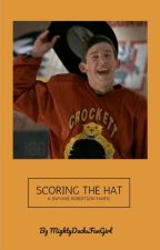 Scoring The Hat- Dwayne Robertson by MightyDucksFanGirl