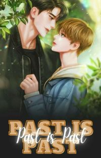 Past is Past 1 cover