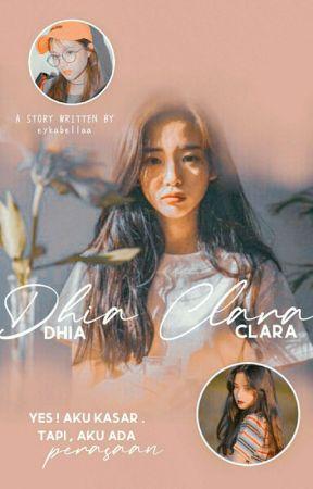 Dhia Clara by eykabellaa