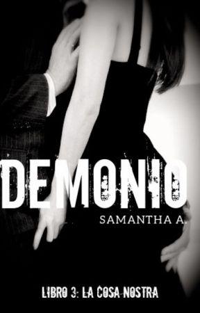 Demonio by -samanthacourtney-