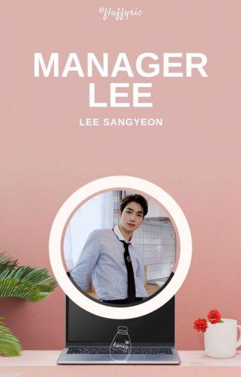 Manager Lee ⚘ Lee Sangyeon ✓