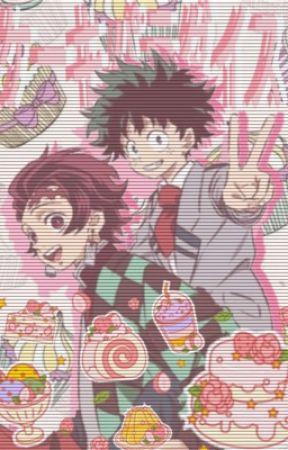 [HIATUS] SCENARIOS;kny x bnha crossover by MOCCHI-