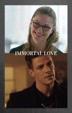 Immortal Love - Superflash Au by qxebtynjumk