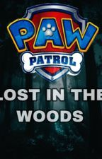 Paw Patrol lost In The Woods by Wfelici