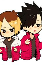 KuroKen Becuz Why Not? by Akaashi_Official69