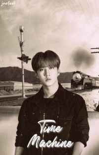 time machine; changbin✔ cover