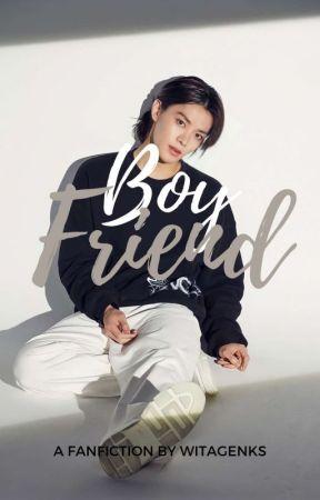 Boyfriend by witagenks