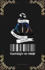 .•♫•♬ Hold On ♬•♫•. (HP x Reader x TMR) by NeonWolf1120
