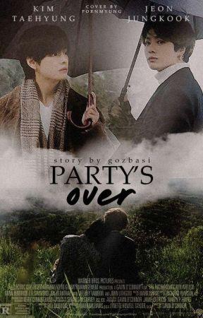 Party's Over I Taekook by gozbasi