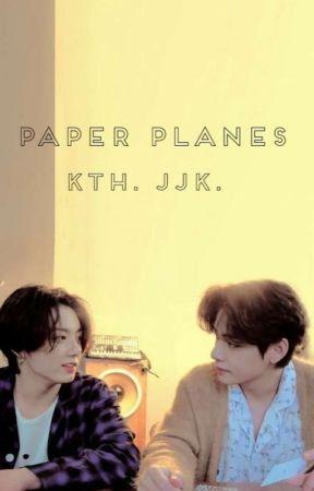 paper planes ✈︎ by a_potato_bean