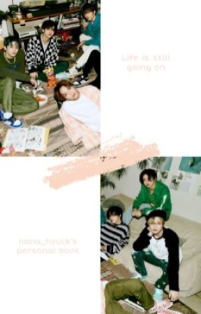 𝐄𝐔𝐏𝐇𝐎𝐑𝐈𝐀 ↷ personal book. by Nana_hyuck